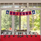Arizona Wildcats Banner String Pennant Flags