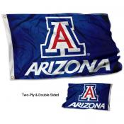 Arizona Wildcats Double Sided Flag