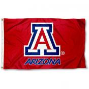 Arizona Wildcats Red Flag