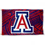 Arizona Wildcats Samoan Flag