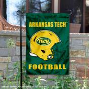 Arkansas Tech Wonder Boys Helmet Yard Garden Flag