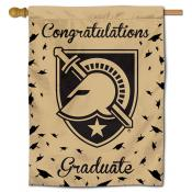 Army Black Knights Congratulations Graduate Flag