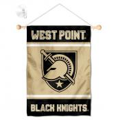 Army Black Knights Window and Wall Banner