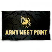 Army West Point Athena Shield Logo Flag
