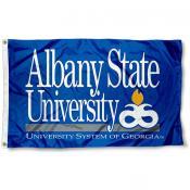 ASU Golden Rams Logo Flag