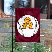 ASU Sun Devils Baseball Garden Flag