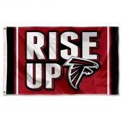Atlanta Falcons Rise Up Flag