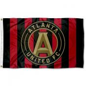Atlanta United FC Jersey Stripes Flag
