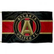 Atlanta United Football Club Black Flag