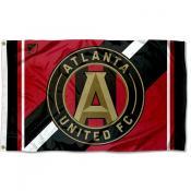Atlanta United Football Club Outdoor Flag