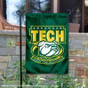 ATU Wonder Boys Jerry the Bulldog Mascot Garden Flag