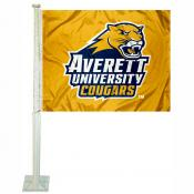 AU Cougars Car Flag