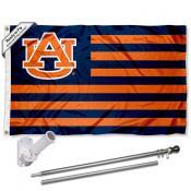 Auburn Flag Pole and Bracket Kit