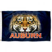 Auburn Tiger Eye Flag