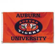 Auburn Tiger Eyes Flag