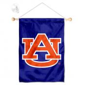 Auburn Tigers Banner with Suction Cup