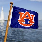 Auburn Tigers  Nautical Flag
