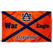 Auburn Tigers State of Alabama Flag