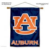 Auburn Tigers Wall Banner