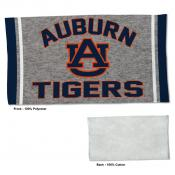 Auburn Tigers Workout Exercise Towel