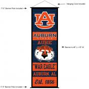 Auburn University Decor and Banner