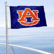 Auburn University Golf Cart Flag