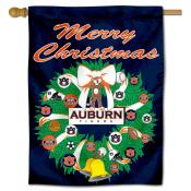 Auburn University Holiday Flag