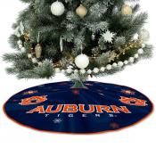 Auburn University Tigers Christmas Tree Skirt