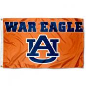 Auburn War Eagle Flag