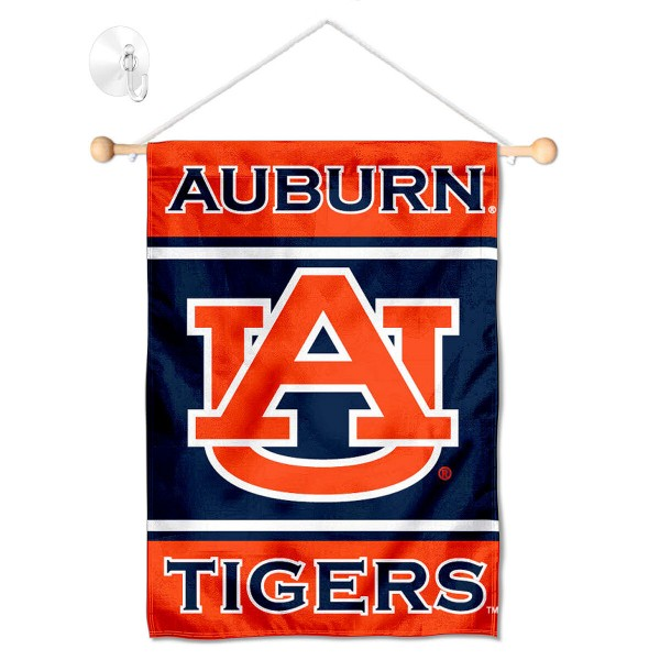 Auburn Window and Wall Banner