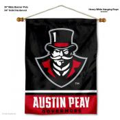 Austin Peay Governors Wall Banner