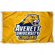 Averett Cougars Gold Flag