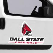 Ball State Cardinals Large Magnet