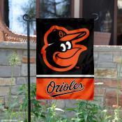Baltimore Orioles Garden Flag