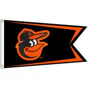 Baltimore Orioles Yacht Flag