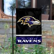 Baltimore Ravens Garden Flag