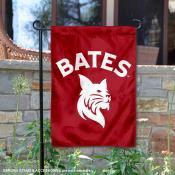 Bates College Bobcats Garden Flag