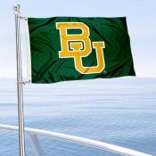 Baylor Bears Boat and Mini Flag