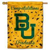 Baylor Bears Congratulations Graduate Flag