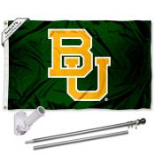 Baylor Bears Flag Pole and Bracket Kit