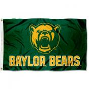 Baylor Bears New Bear Flag
