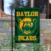 Baylor BU Bears New Bear Garden Flag