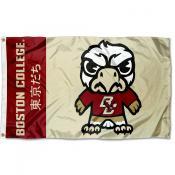 BC Eagles Kawaii Tokyodachi Yuru Kyara Flag