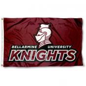 Bellarmine Knights Flag