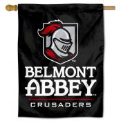 Belmont Abbey Double Sided House Flag
