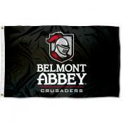 Belmont Abbey Flag