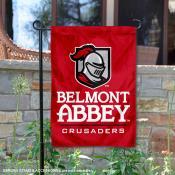 Belmont Abbey Garden Flag