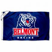 Belmont Bruins Small 2'x3' Flag