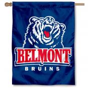 Belmont University House Flag