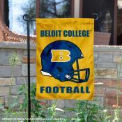 Beloit College Helmet Yard Flag
